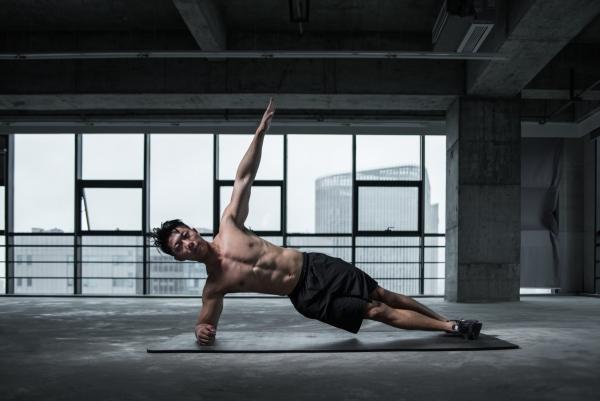 Men's Fitness/Yoga Instructor for New Men's Yoga Video Series