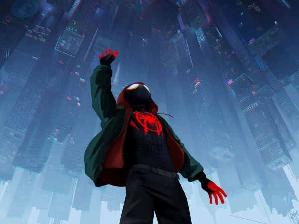 Spider-Man: Into The Spiderverse - A Fresh, Entertaining Version of Our Friendly Neighborhood Superhero